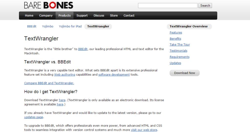 editor de texto para mac