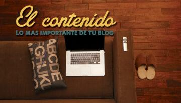 lo mas importante de un blog