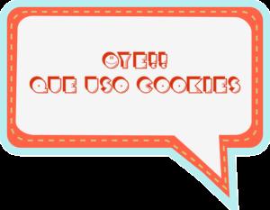 aviso de cookies para blogs