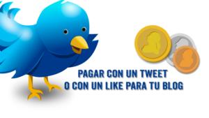 pagar con un tweet