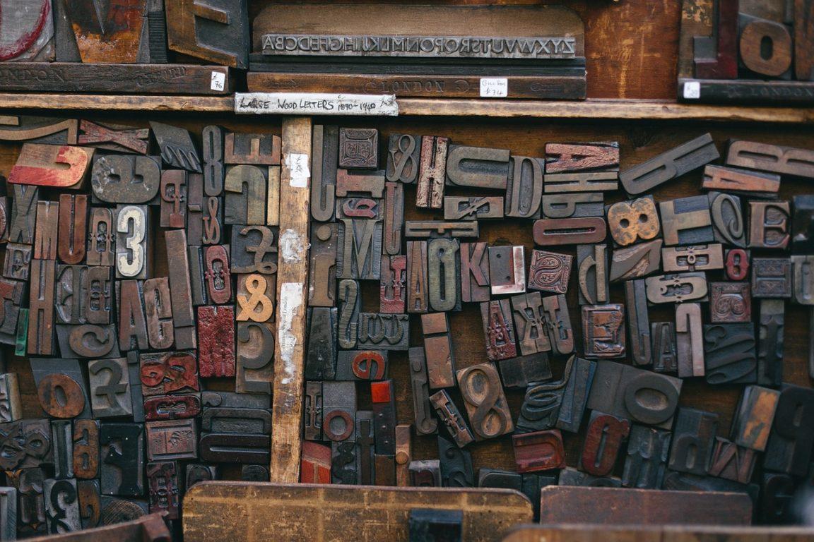 Tipografía para blogs
