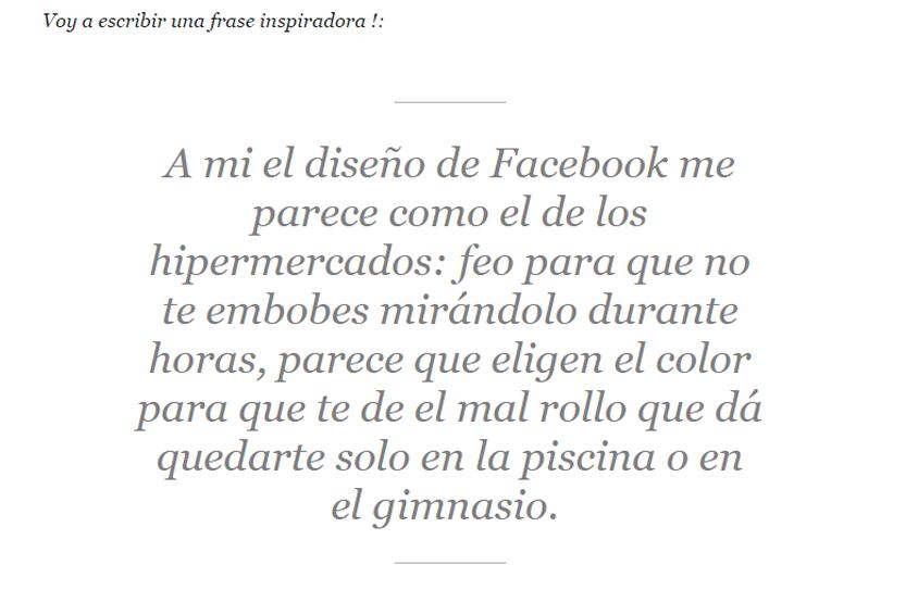 como hacer un blog en facebook