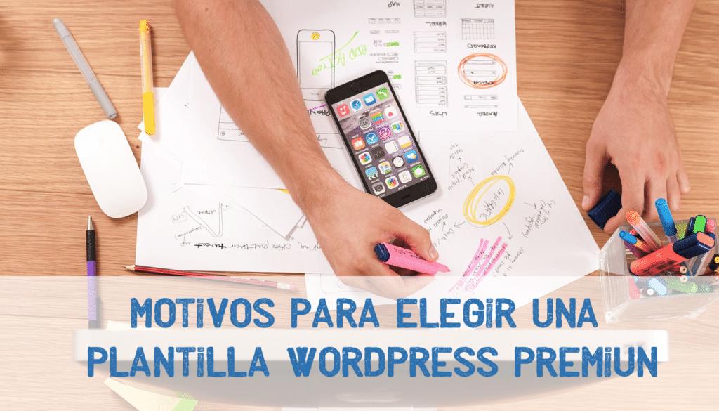 plantilla wordpress premiun