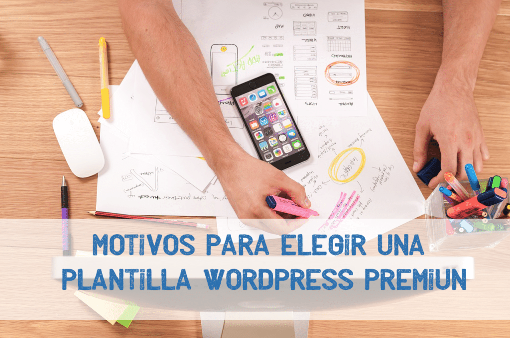 plantilla wordpress premiun