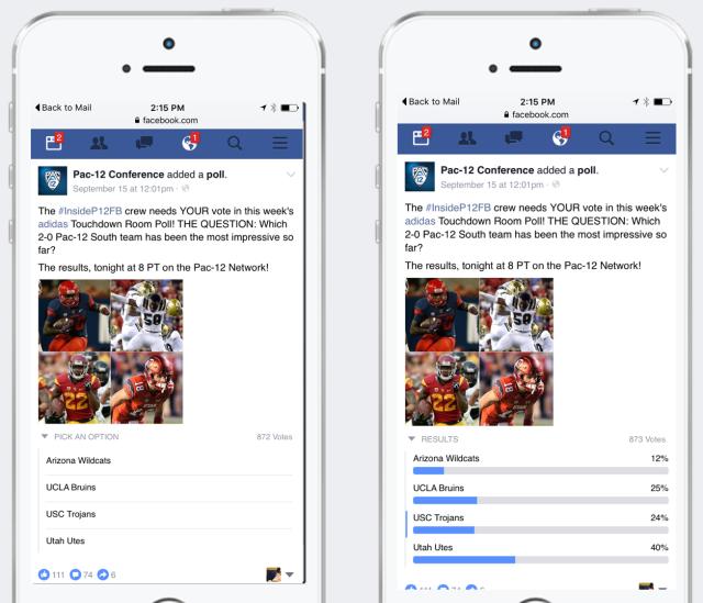 nuevos iconos facebook
