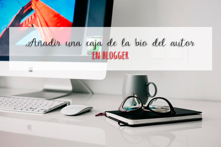 poner autor en blogger