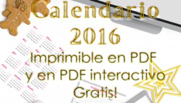 calendario 2016 gratis