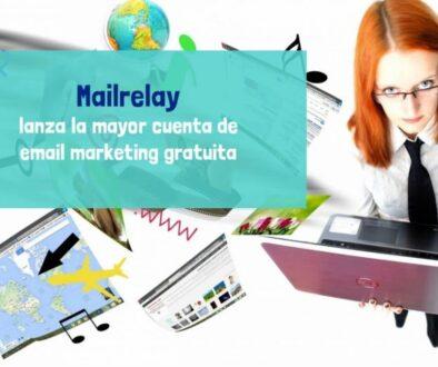 cuenta de email marketing gratuita