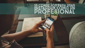 10 Consejos para usar instagram