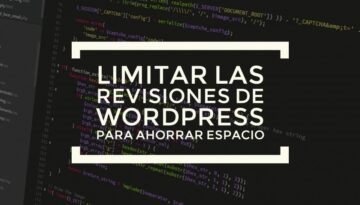 revisiones en wordpress