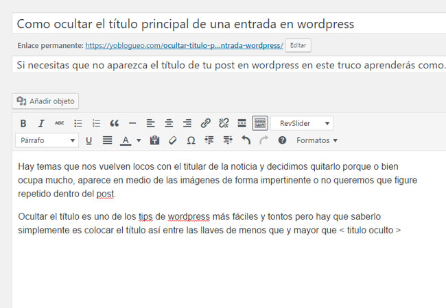 ocultar-el-titulo-en-wordpress