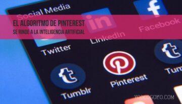 Pinterest se rinde a la inteligencia artificial