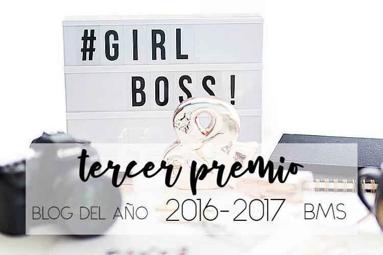 mejor blog 2017