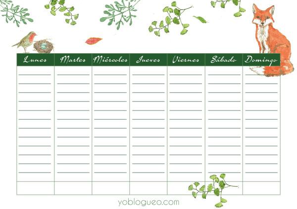 planner-semanal-zorro-pajaro