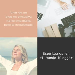 Que no te engañen con tu blog