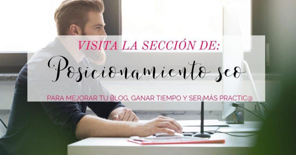 posicionamiento seo y web para blogs