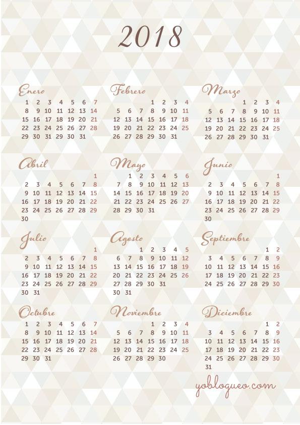calendarios-2018-gratis-imprimir-triangulos
