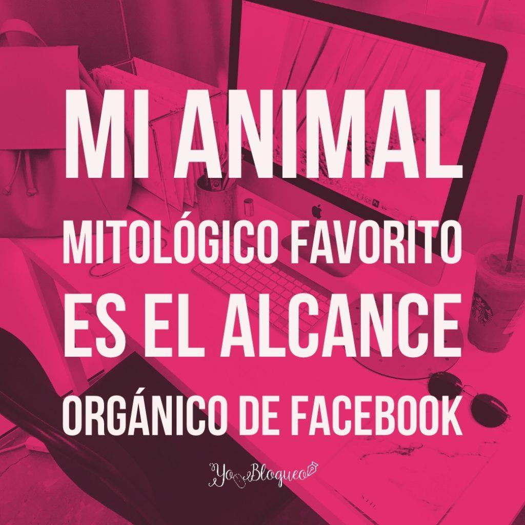 novedades sobre el alcance orgánico de Facebook