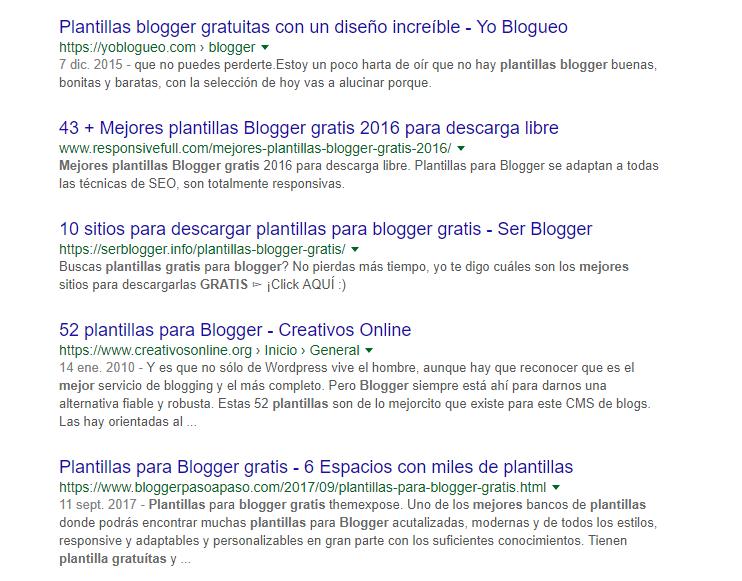 Google aumenta las meta descripciones