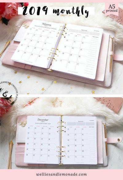 Calendario Agenda 2020 Para Imprimir.Agenda 2020 Imprimible Gratis Con Mas De 390 Paginas Yo