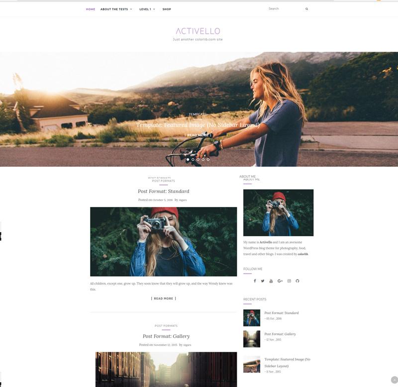 Las mejores plantillas para blogs de moda y belleza en Wordpress ...