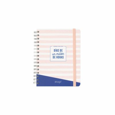 Mr. Wonderful Agenda Clásic