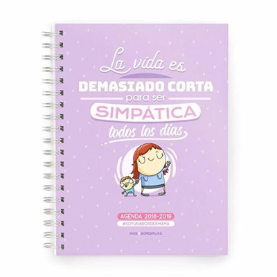 agenda de miss borderlike
