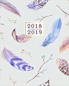 calendario de plumas