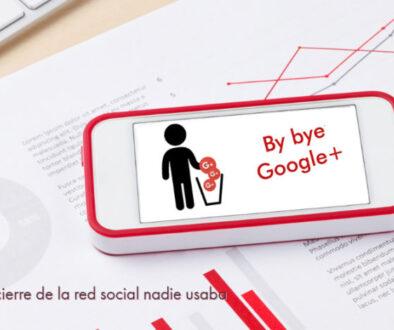 Bye, Bye Google+ cierre de la red social nadie usaba