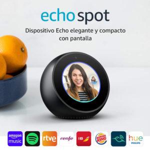 echo-spot-en-España