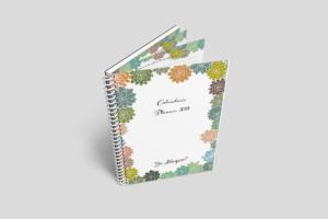 calendario pdf gratis con suculentas