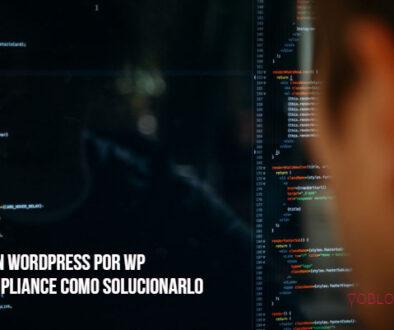 Ataque en Wordpress por WP GDPR Compliance como solucionarlo