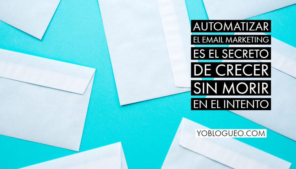 Automatizar el email marketin