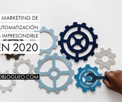 El marketing de automatización es imprescindible en 2020