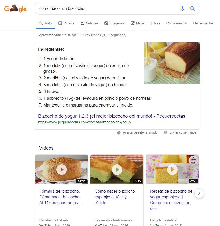 qué es la posición zero de google