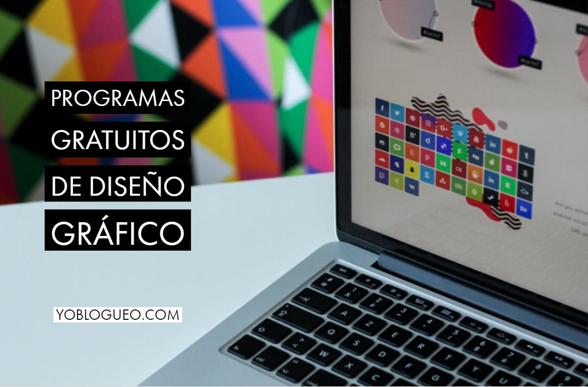 Programas gratuitos de diseño gráfico para empezar a diseñar